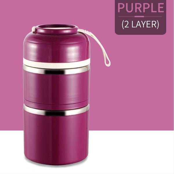 2 Capa púrpura