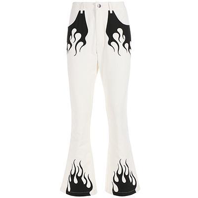 Pantalon blanc