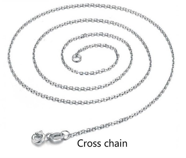 1.5mm cross chain