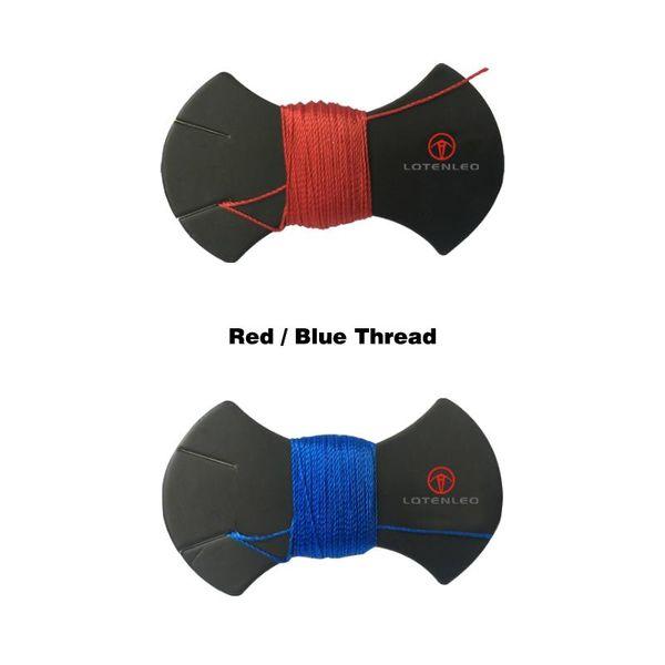 Blau Red Thread