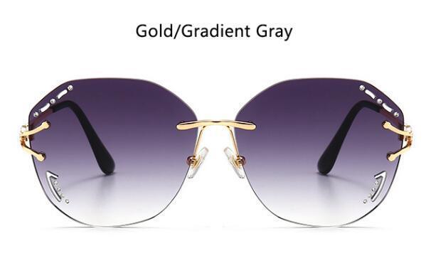 Gold Gradient Grey