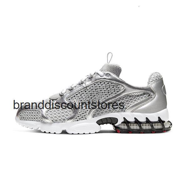 3 Metallic Silver