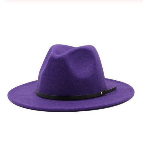 Purple-Size55-58cm