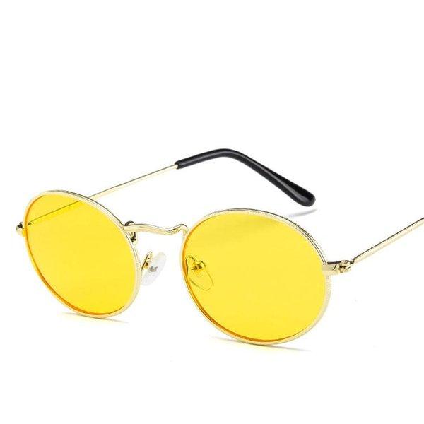 cadre en or jaune
