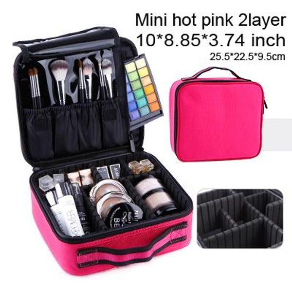 mini capa rosa 2layer