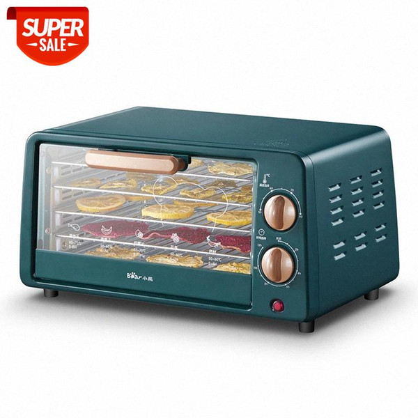 top popular 5-layer Capacity Circulating Hot Air Dryer Food Dehydrator Snack Dehydrator Fruit and Vegetable Herb Meat Dryer Stainless Steel #lB4B 2021