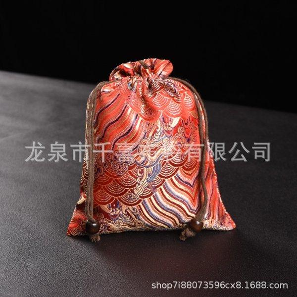 Bolso Xiangyun vermelho 15x19-Bundle
