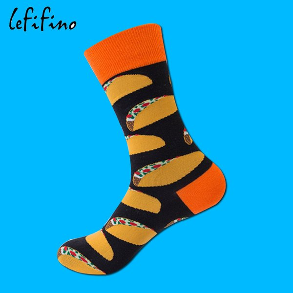 Calcetines naranja-One Size