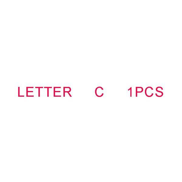 Letra C 1PCS