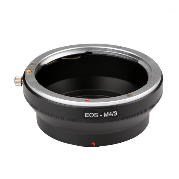 top popular EOS-M4 3 for EOS EF Mount Lens To Micro 4 3 Adapter Ring M43 E-P1 E-P2 E-PL1 and Panasonnic G1 G2 GF1 GH11 2021