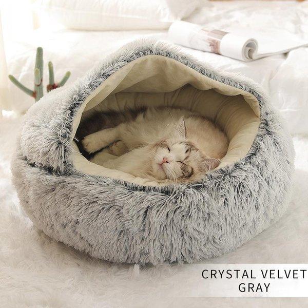 Velvet gris 40cm