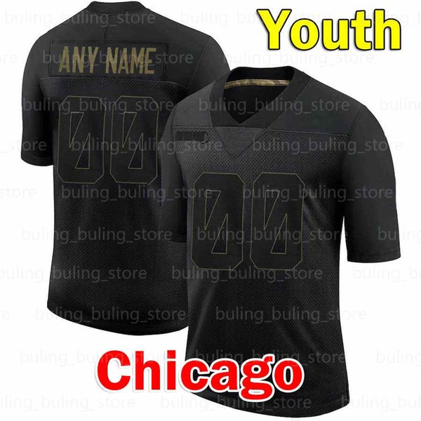 Personalizzato 2020 New Youth Jersey (X D)