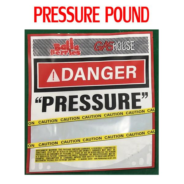 9 POUND PRESSIONE