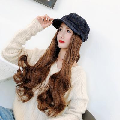 Шляпа волос Q.