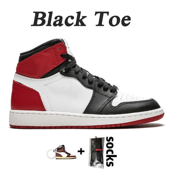 D17 36-46 Black Toe