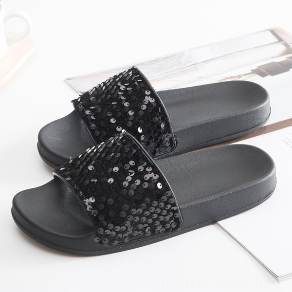 Black Sequins #10330