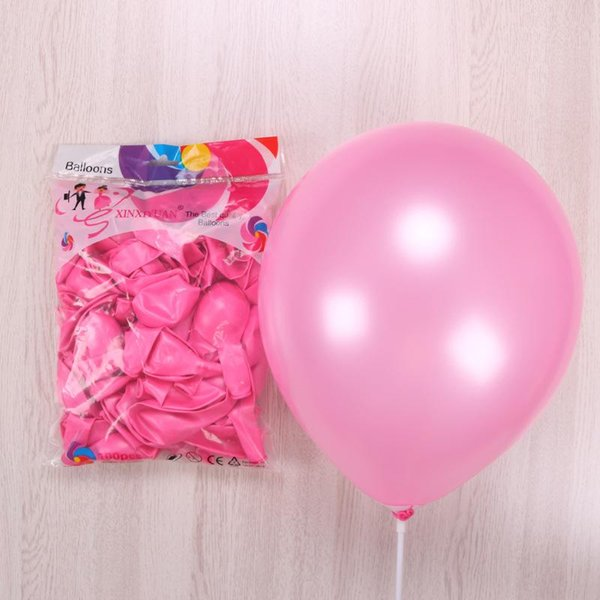 12inch peral pink