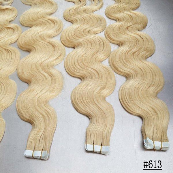 # 613 blonde blanchière