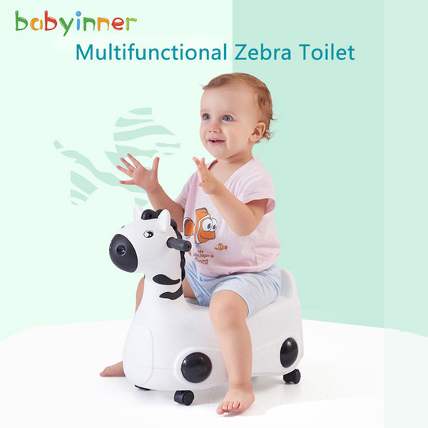 best selling Baby Toilet Toddler Potty Training Portable Large Drawer Toilet for Young Children Bedpan Urinal PP Material LJ201110