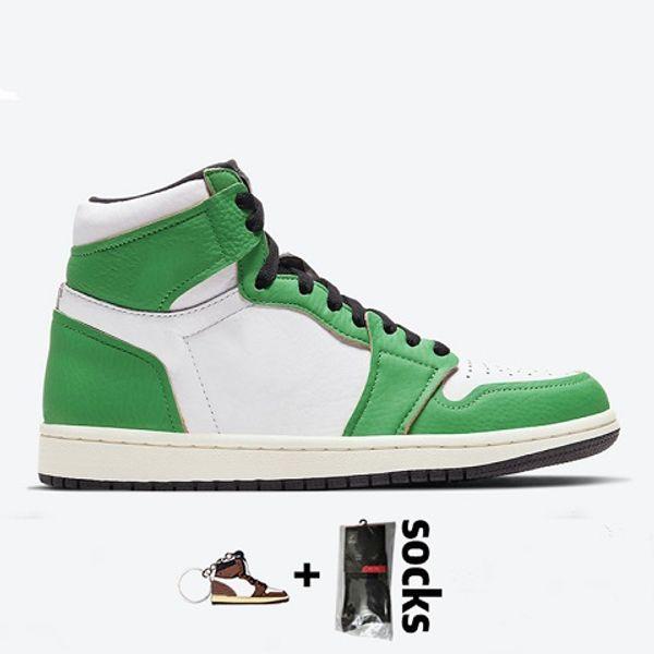 A19 36-46 Lucky Green