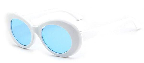 Beyaz Çerçeve Mavi