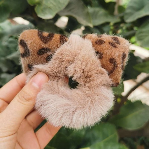 Leopard-Ohrringe