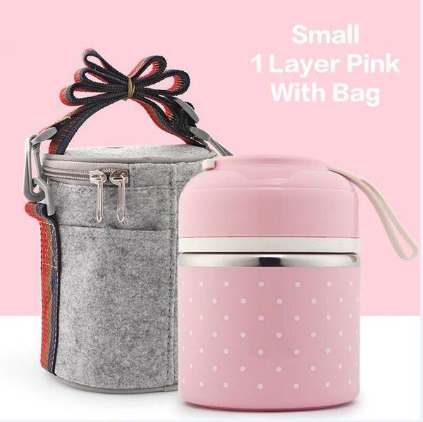 1 capa rosa bolsa
