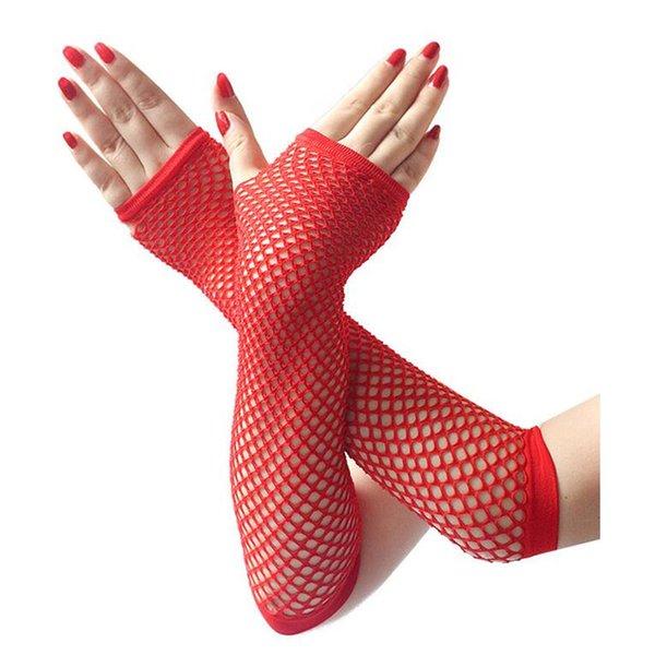 Kırmızı eldivenler