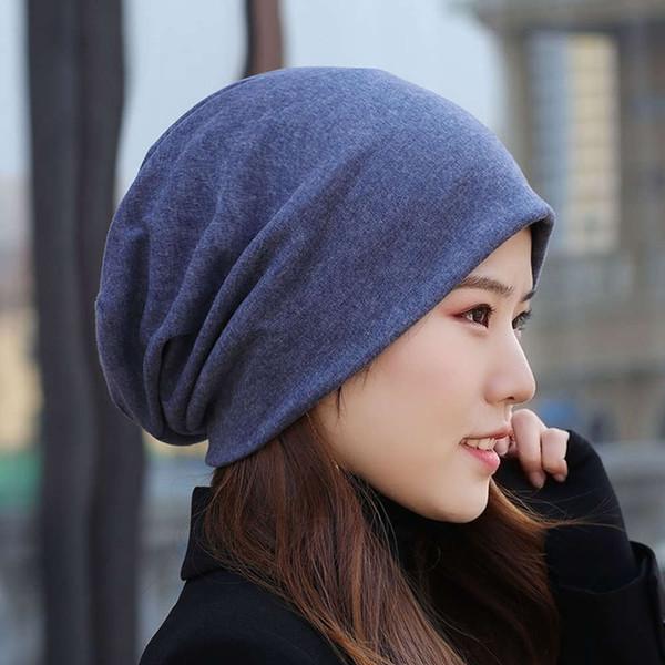 Azul gris-one talla 55-65cm elástica