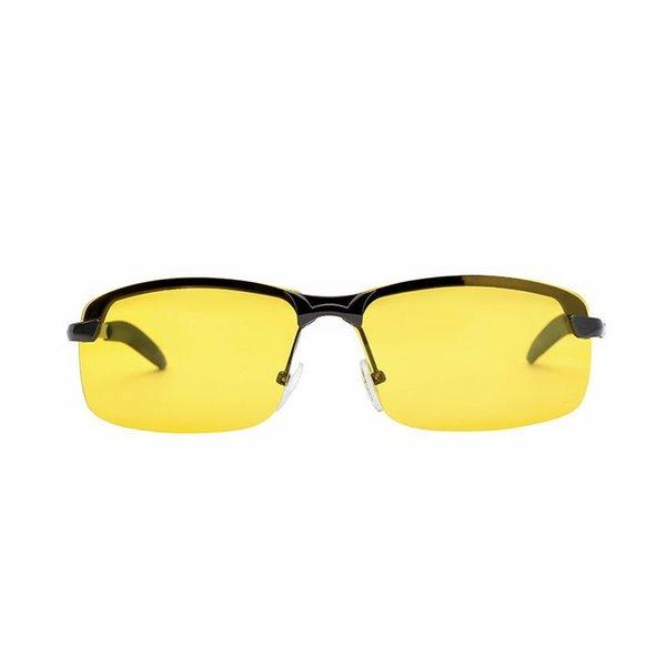 Polarizar lentes amarelas para visão noturna