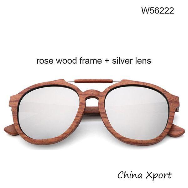 palo de rosa y plata de China