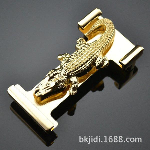 K335 Crocodile Gold
