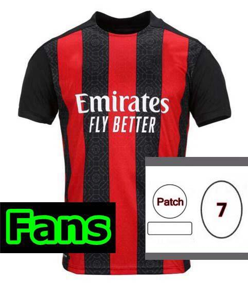 20-21 Home Man + Patch