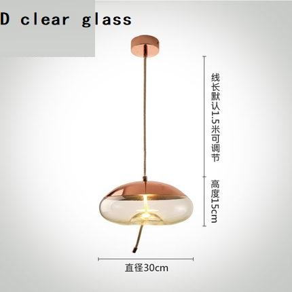 Um vidro claro