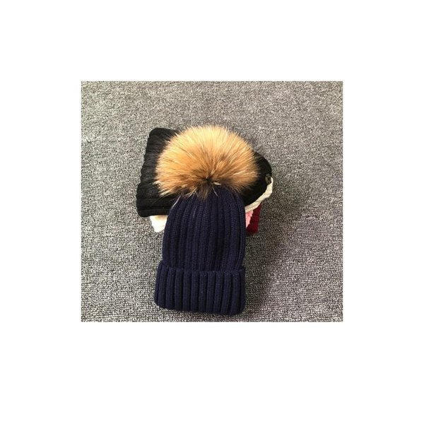 navy blue with fur_1254