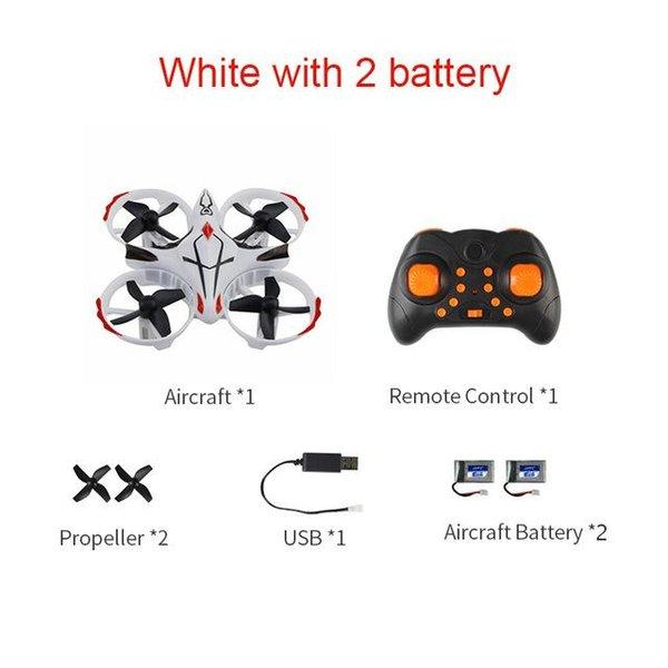 Weiß mit 2 Batterie China