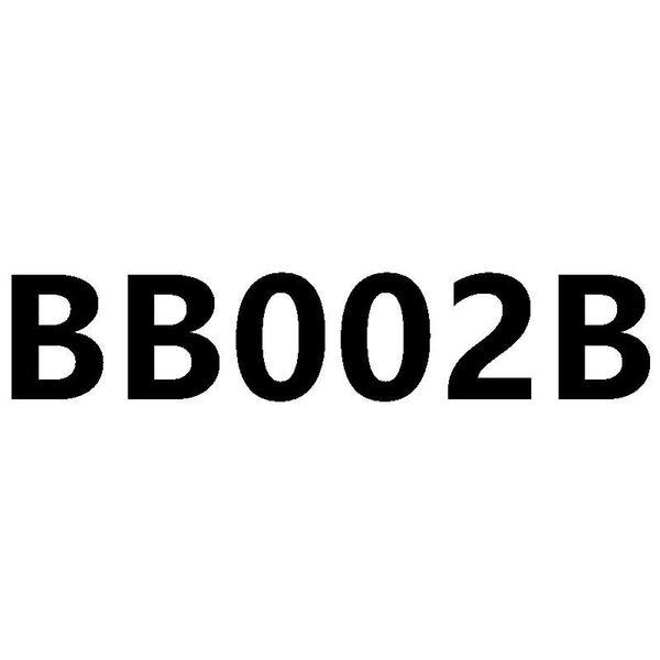 BB002B.