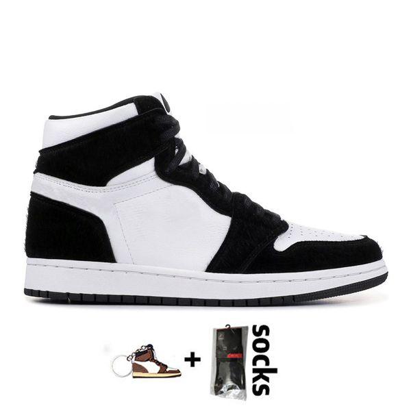 D23 36-46 Siyah Beyaz