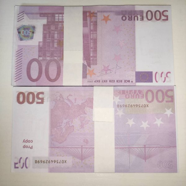 500 Euro 100pcs