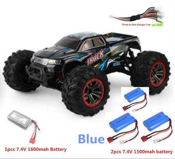 Batterie bleue 4