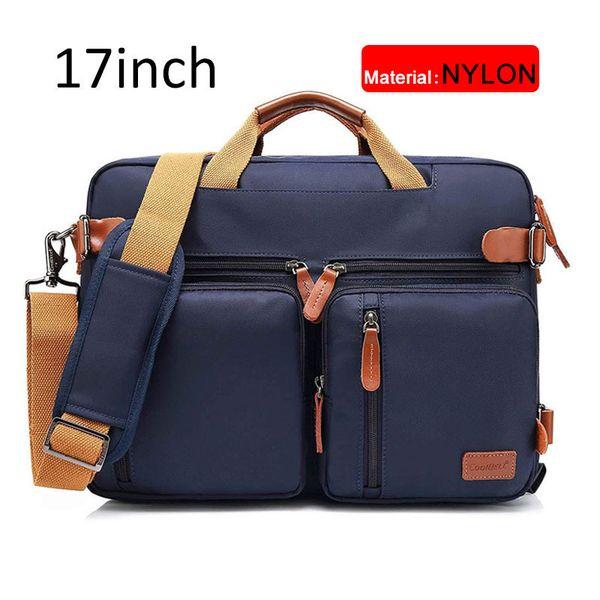 Blue Nylon 17 Inch