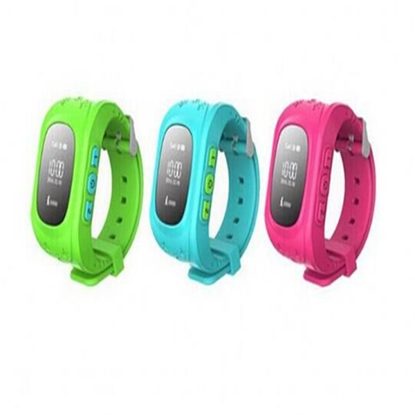 Q50 Smart Tracker Watch Mix Color
