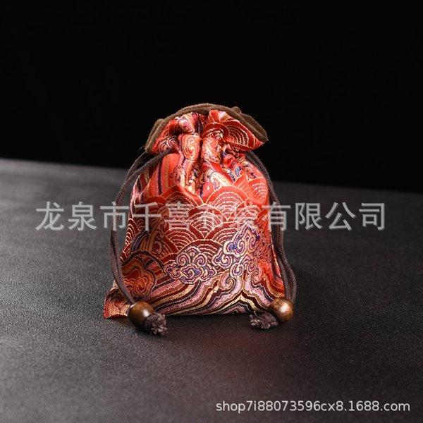 Bolso Xiangyun Red 10x12-Bundle