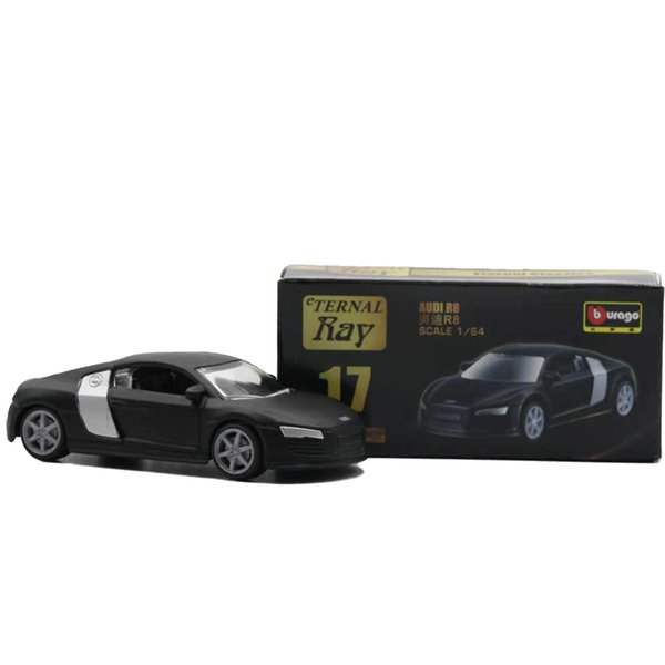 Audi R8 nera