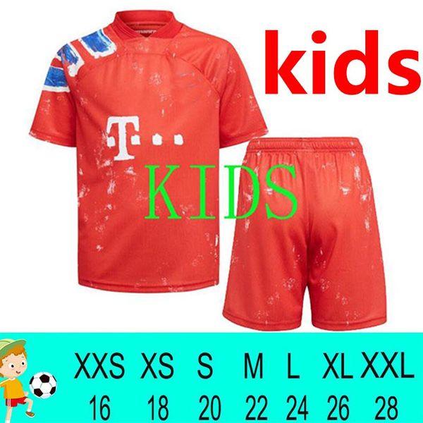 15 kit per bambini umani