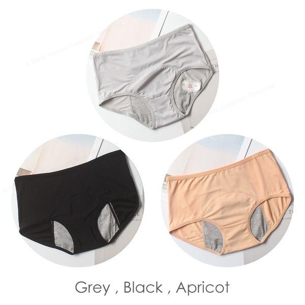Grau Schwarz Aprikose