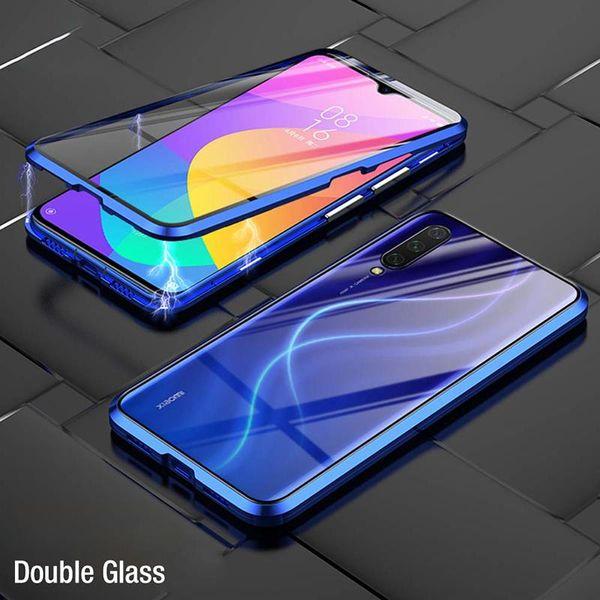 Doble vidrio azul