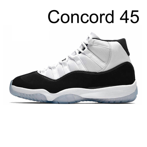 11s Concord High 45
