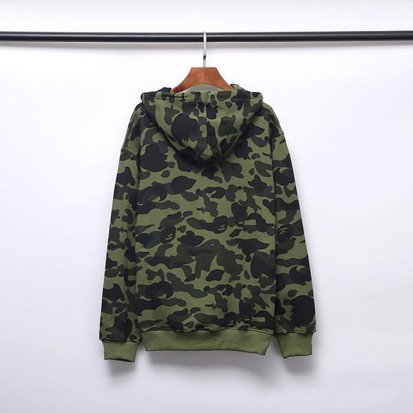 Camouflage vert