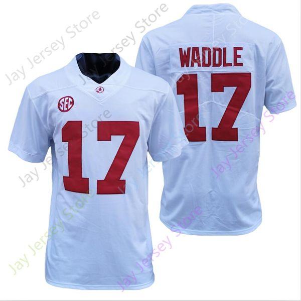 17 Jaylen Waddle White